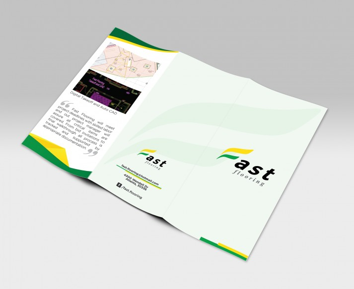 Brochure - Outside/Opened